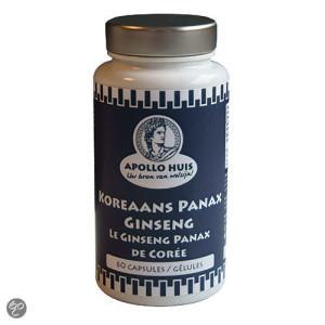 Koreaanse Ginseng (Panax) Vruchtbaarheid