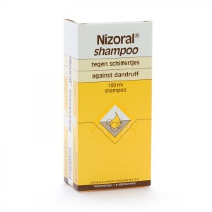 Nizoral Shampoo Ketoconazol Haarverlies Kaalheid Androgenetische Alopecia